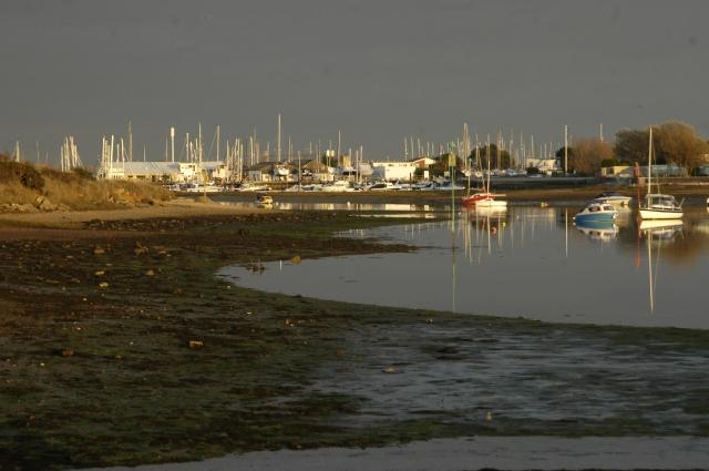 Hayling Island Creek